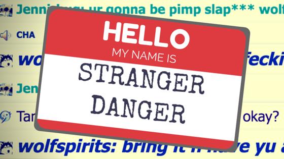 Stranger Danger - Halie Noble